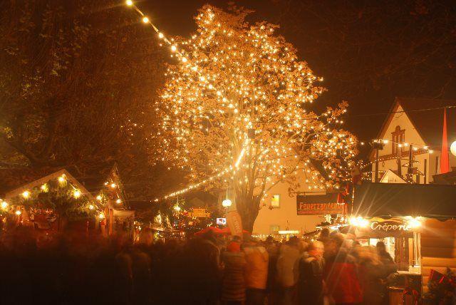 Mercadillo de Navidad de Deidesheim