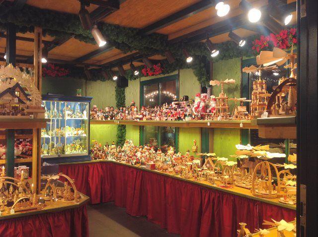 En el Mercado de Navidad de Speyer lo encontrarás todo para adornar tu árbol