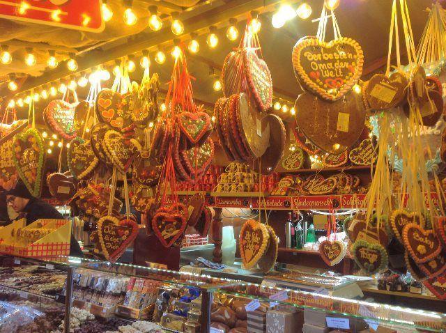 Los clásicos dulces de Navidad alemanes