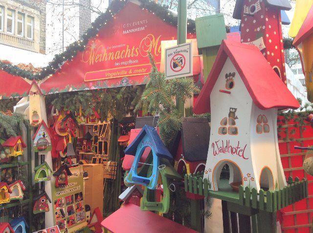 regalos navideños en Engelhorn