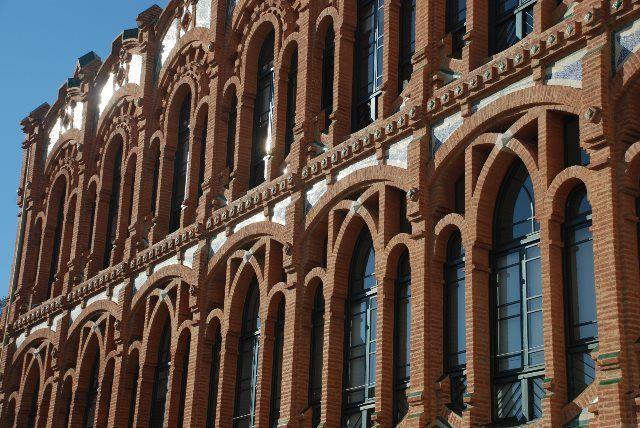 Modernismo en el museo de la Ciencia de Barcelona
