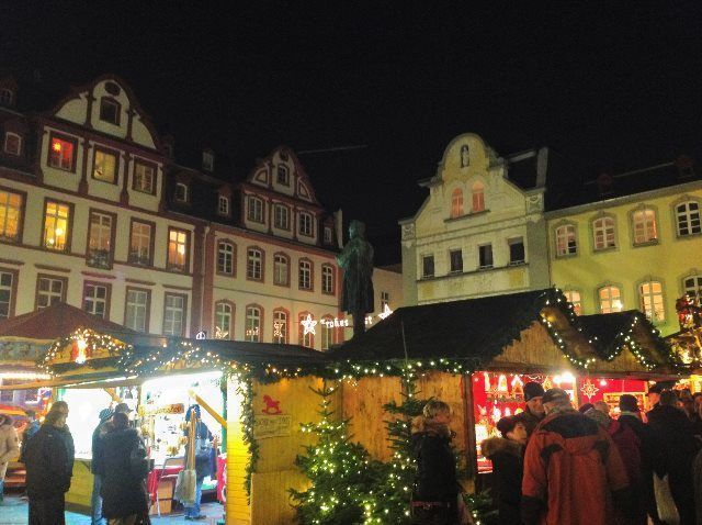 Mercado de Navidad de Koblenz
