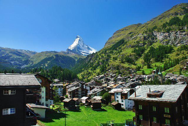 Vistas de Zermatt