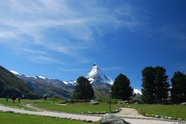 El Matterhorn desde Riffelalp