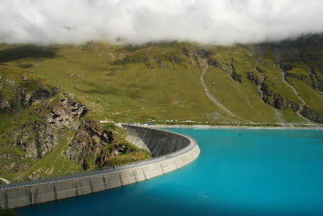 Las presas más espectaculares del Valais