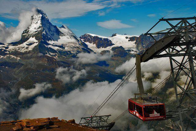 Billetes gratis Jungfrau, Pilatus, Zermatt y otros trenes de Suiza