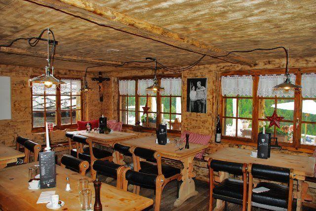 Los interiores combinan lo tradicional y lo moderno