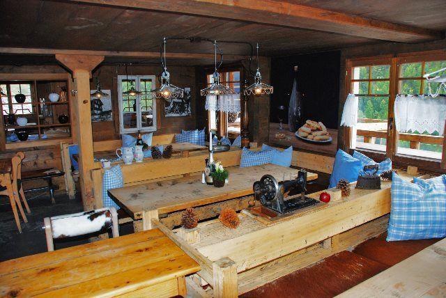Chez Vrony por dentro