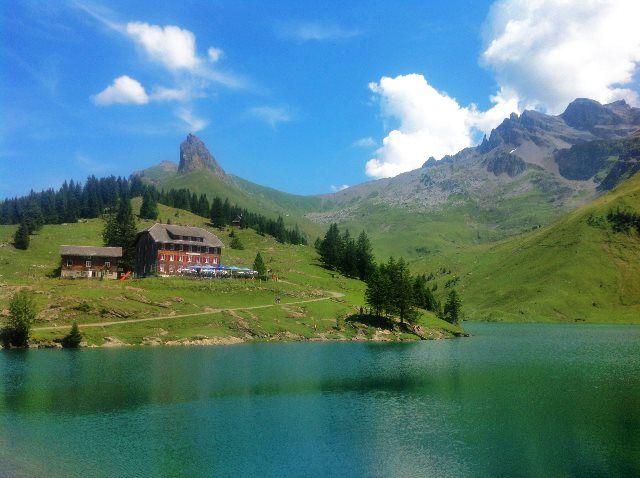 Bannalp: un lago de cuento en el valle de Engelberg