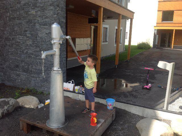 Juegos para niños en Titlis Resort