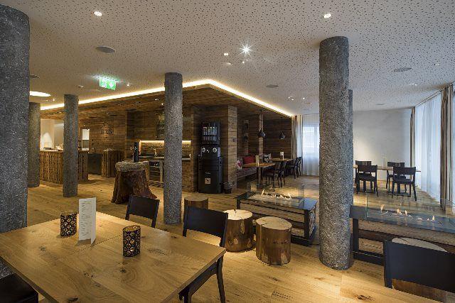 Recepción y Lounge