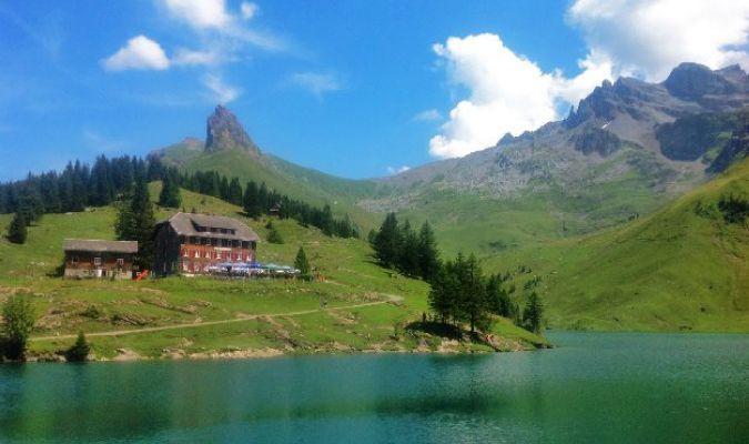 Lago Bannalp