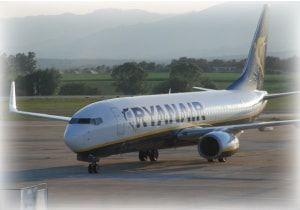 avión compañía europea