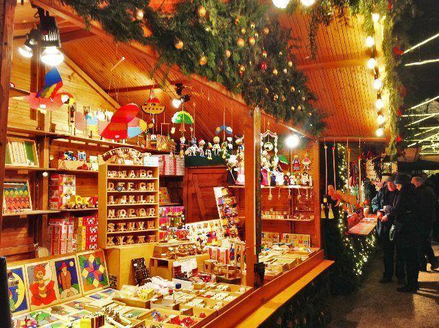 Ideas para regalos navideños en Baden Baden