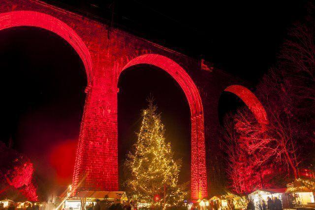 Mercadillo de Navidad de Ravennaschlucht