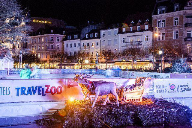 Pista de patinaje de Baden Baden