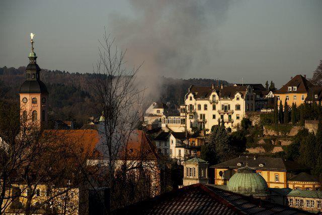 Vista de Baden Baden