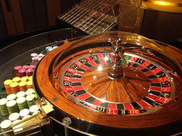 La ruleta en el casino de Baden Baden