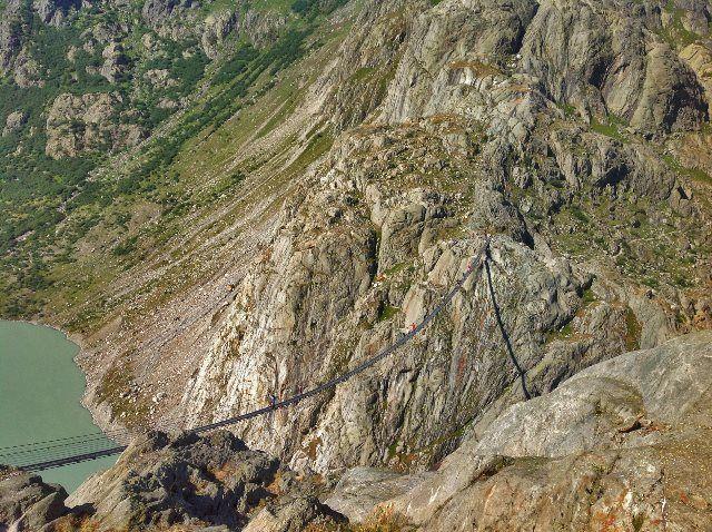 Panorámica aérea del Trift