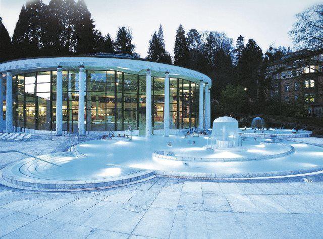 Termas de Caracalla Baden-Baden Kur & Tourismus GmbH