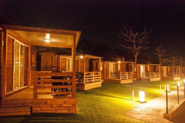 Berga Resort romántico