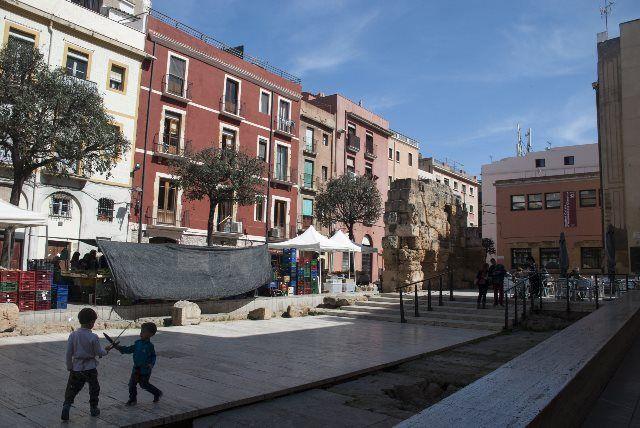 Plaza del Fórum