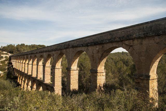 El puente del Diablo (Tarragona)
