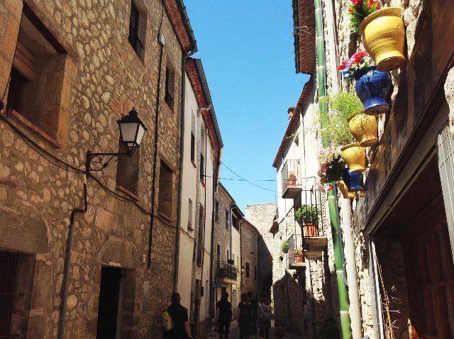 Calles de San Lorenzo de la Muga