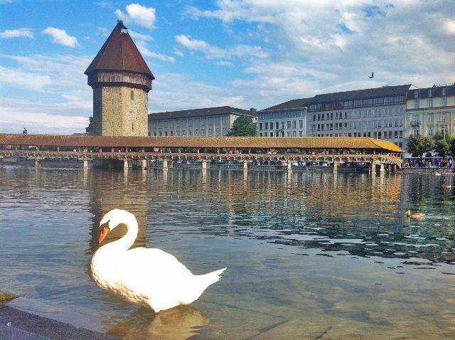 Guía de visita de Lucerna (Suiza)