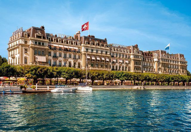 Hotel National Quai Luzern