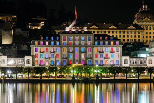 Schweizerhof Lucerna