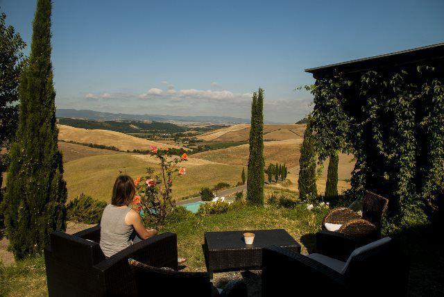 Viaje a la Toscana romántica