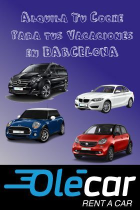 alquiler coches barcelona