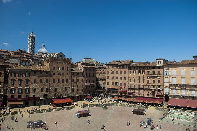 Piazza dei Campo, Siena