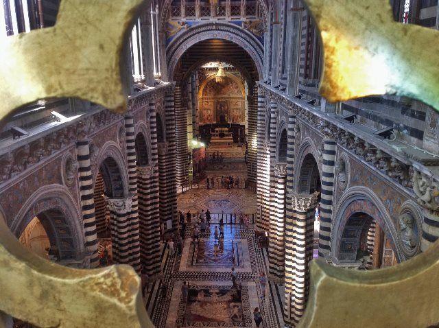 Porta del Cielo, Siena