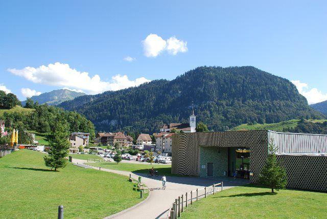 Balneario Bains de la Gruyère