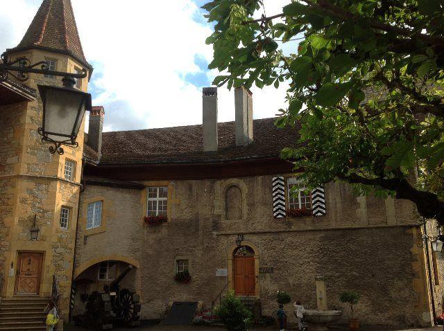 Castillo de Murten