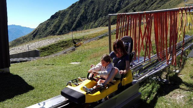 Rodelbahn Monte Tamaro