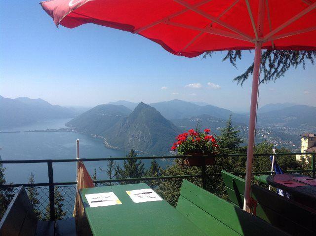 Vistas de ensueño desde el Monte Brè