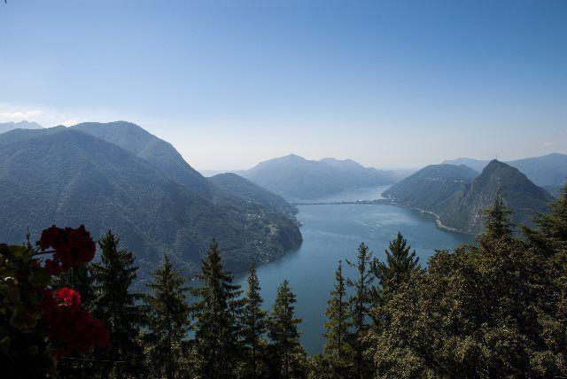 Vistas desde el Monte Brè