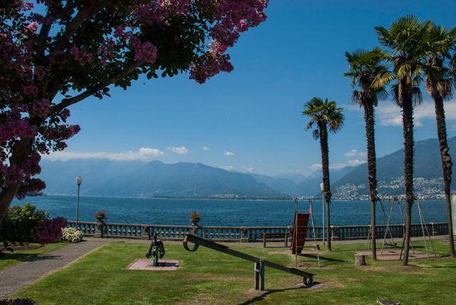 Exhuberancia Lago Maggiore