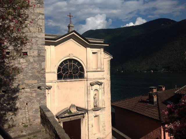 Gandria lago Lugano