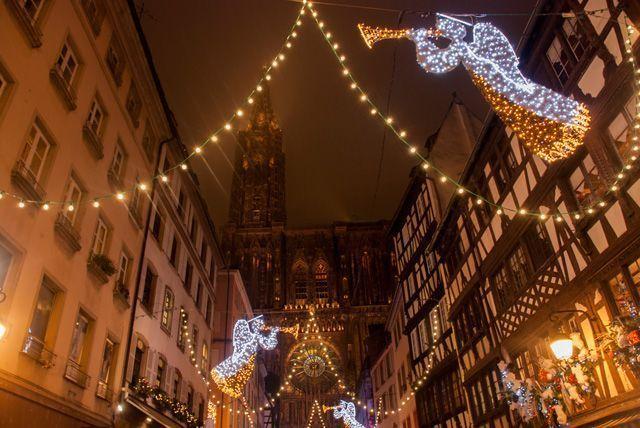 Cómo llegar a Estrasburgo