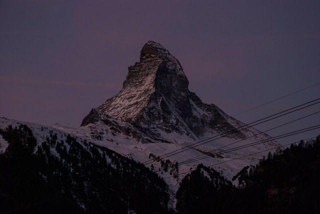 El Matterhorn