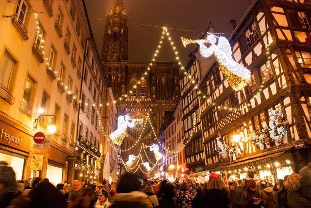 Mercado de Navidad de Strasbourg