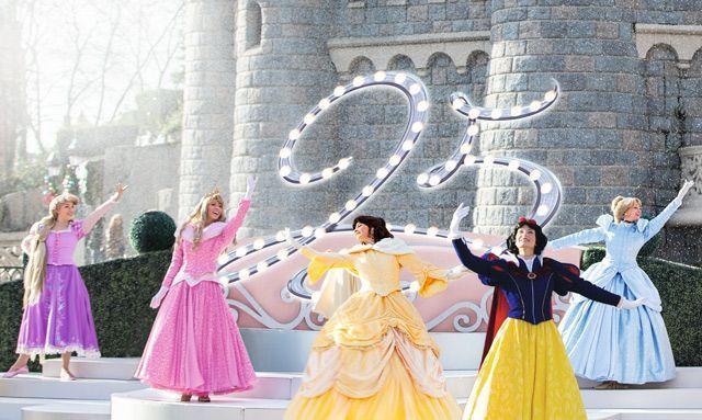 Vals de las princesas ®Disney
