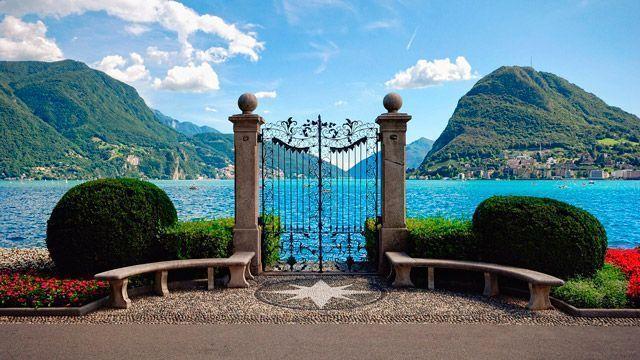 Guía de visita de Lugano (Suiza)