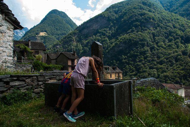 Ticino rural