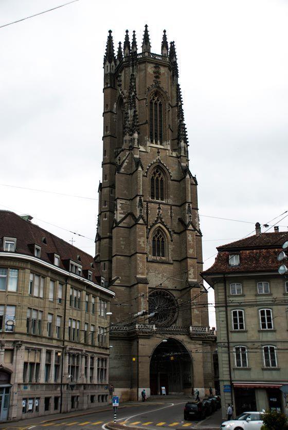 Catedral de Friburgo