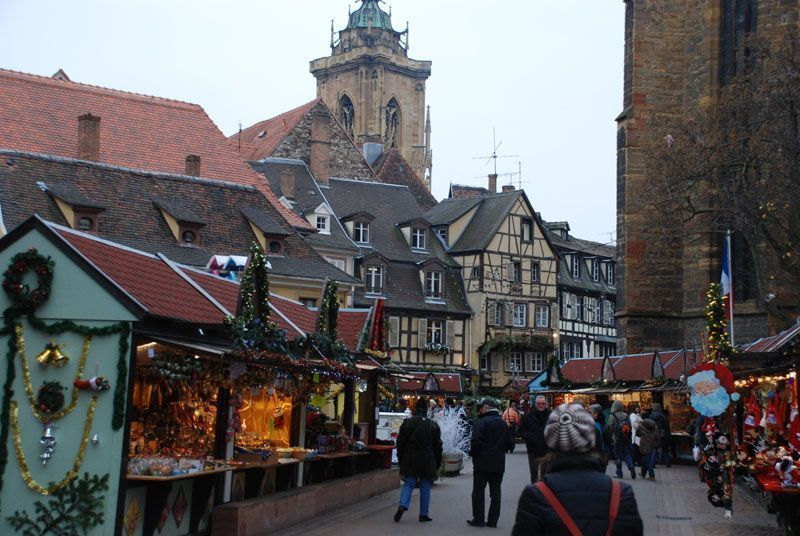 Mercado de Navidad de la Iglesia